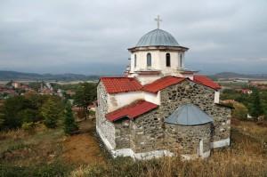 Boboshtica: Orthodoxe Kirche