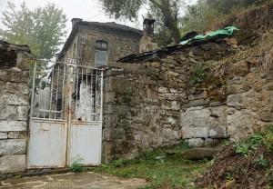 Dardha: altes Haus