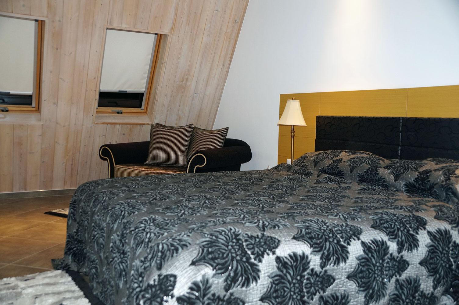 Hotelzimmer Dardha