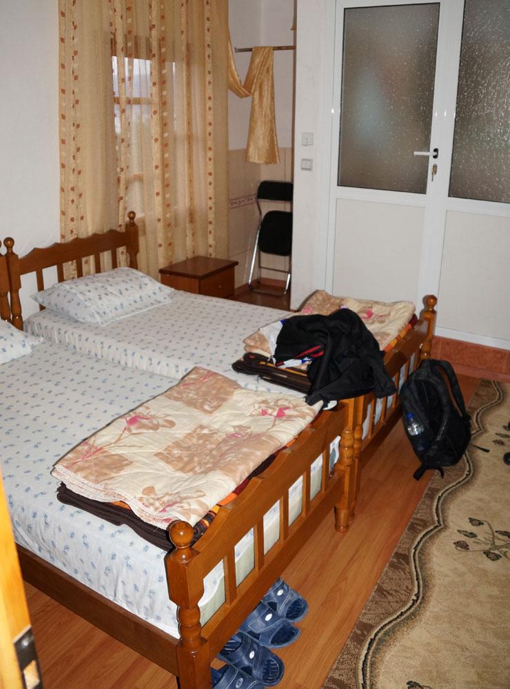 Hotelzimmer am Prespasee