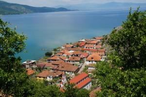 Lin am Ohridsee