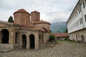 Shën Naum, Mazedonien