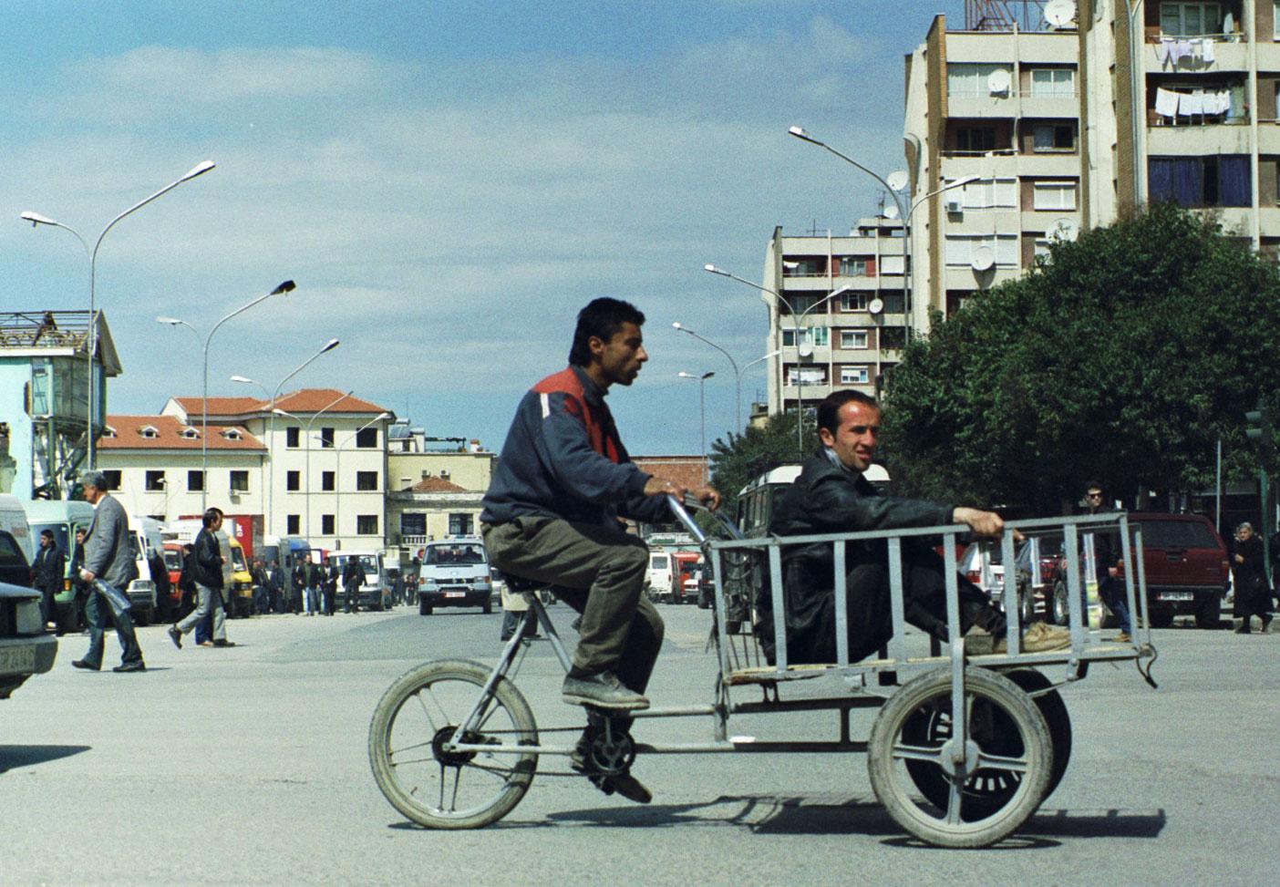 Tirana Verkehr