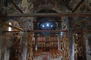 Voskopoja: Erzengelkirche