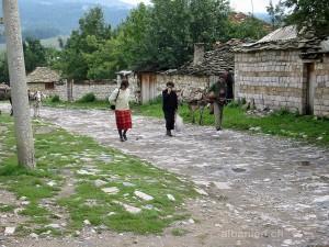 In Voskopoja (Jahr 2002)