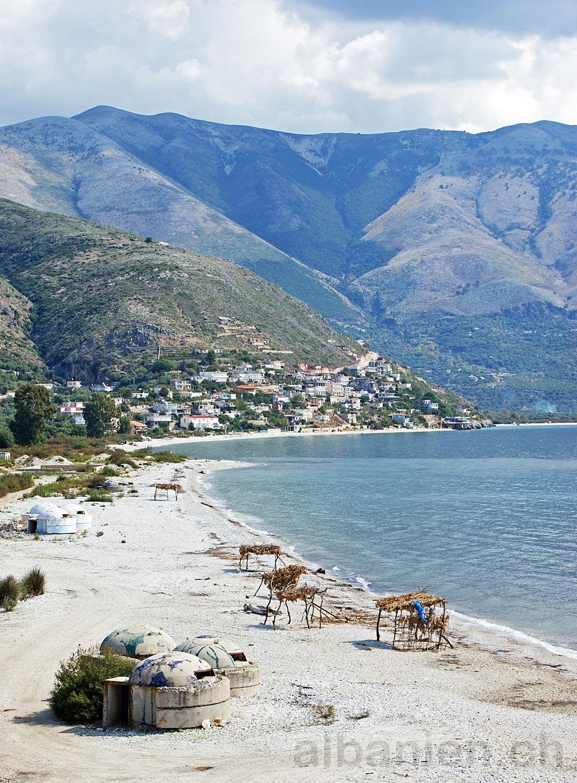 Qeparo Strand