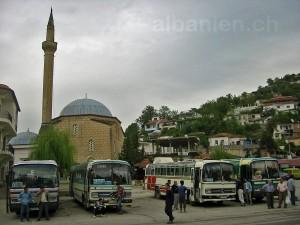 Busbahnhof, Bleimoschee (2003)