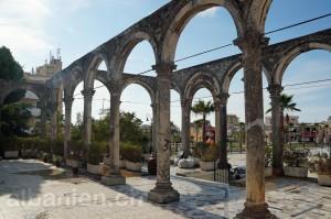 Kavaja – Bögen der alten Moschee