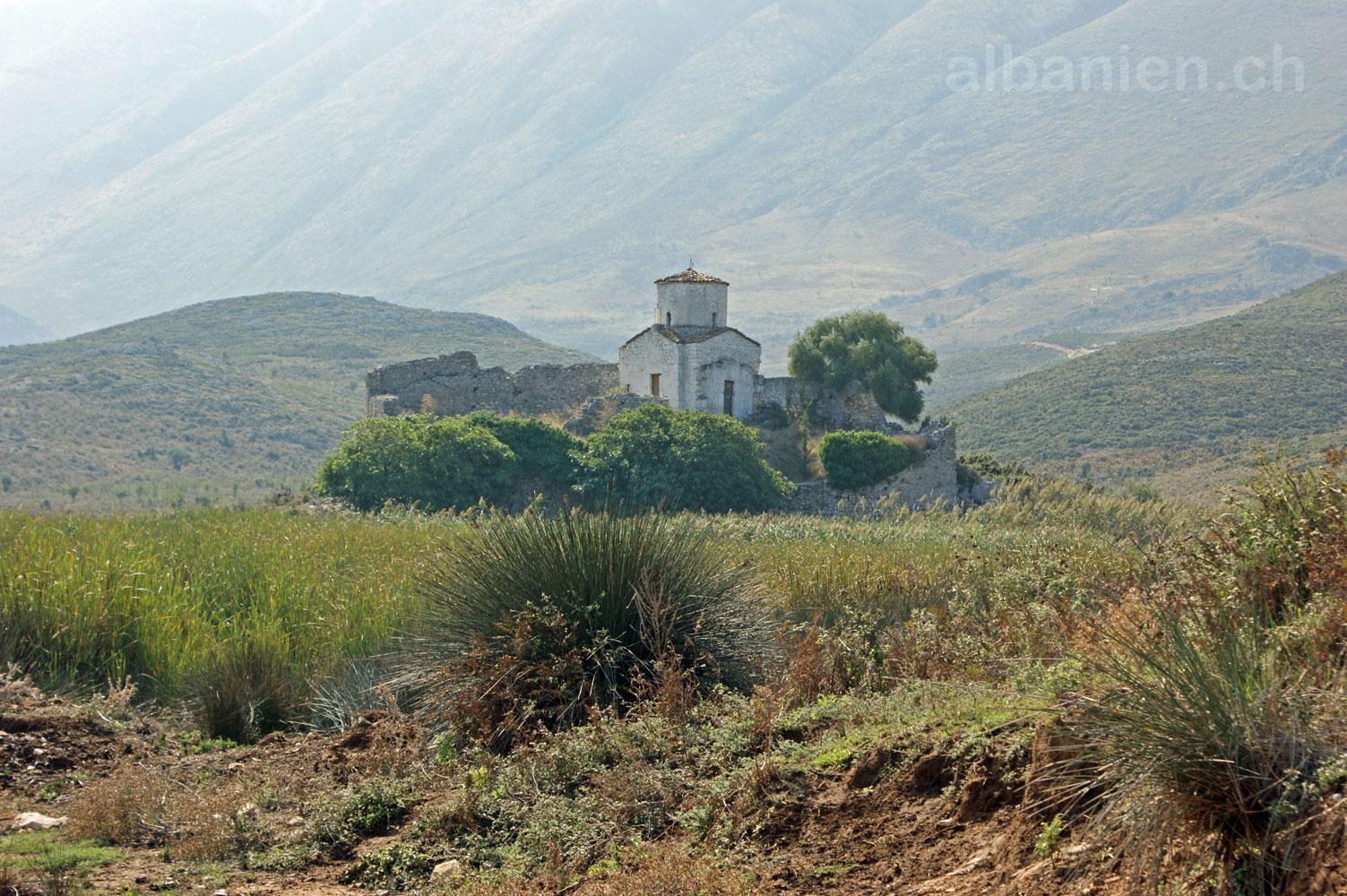 Kirche Marmiroi