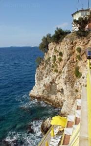 Hotel an der Steilküste