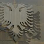 Albanischer Doppeladler