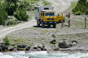 Theth – Offroad-Wohnmobil