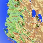Karte Sehenswürdigkeiten & Ortsbeschreibungen