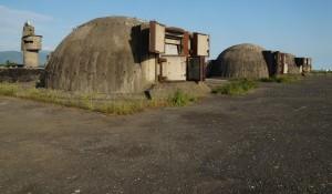 Bunker am Strand von Tale