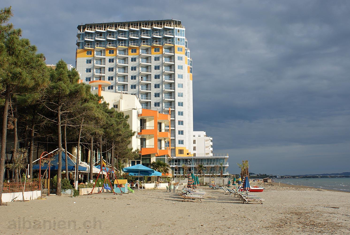 Durrës Plazh Hotels