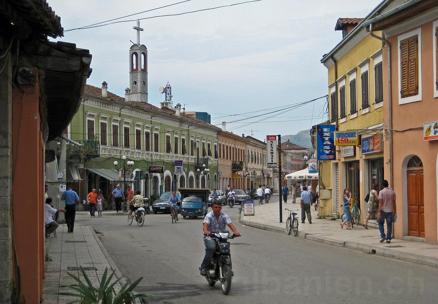 Shkodra Altstadt