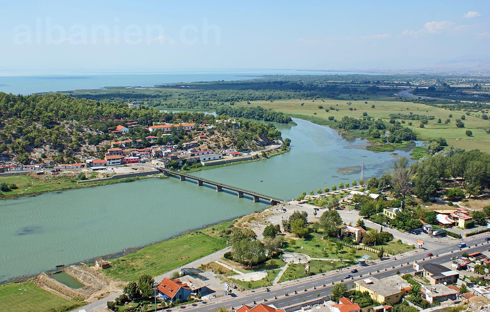 Shkodra Bunabrücke