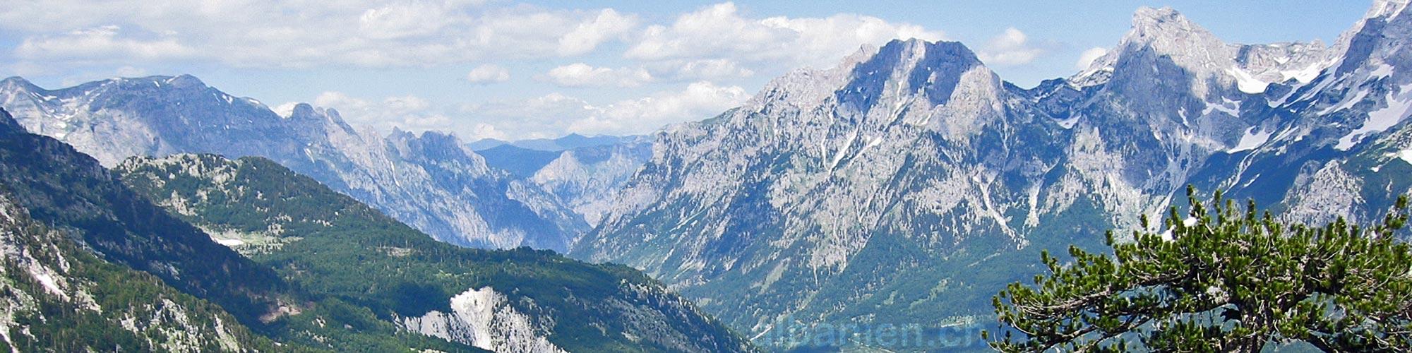 Valbona Panorama